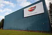 Birds Eye factory, Lowestoft, Suffolk, England