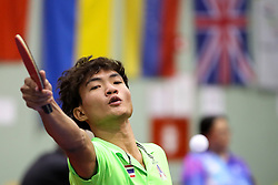 SAE-JEW Paitoon of Thailand at 14th Slovenia Open - Thermana Lasko 2017 Table Tennis Championships for the Disabled Factor 3, on May 9, 2017, in Dvorana Tri Lilije, Lasko, Slovenia. Photo by Matic Klansek Velej / Sportida