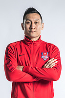 **EXCLUSIVE**Portrait of Chinese soccer player Deng Xiaofei of Chongqing Dangdai Lifan F.C. SWM Team for the 2018 Chinese Football Association Super League, in Chongqing, China, 27 February 2018.