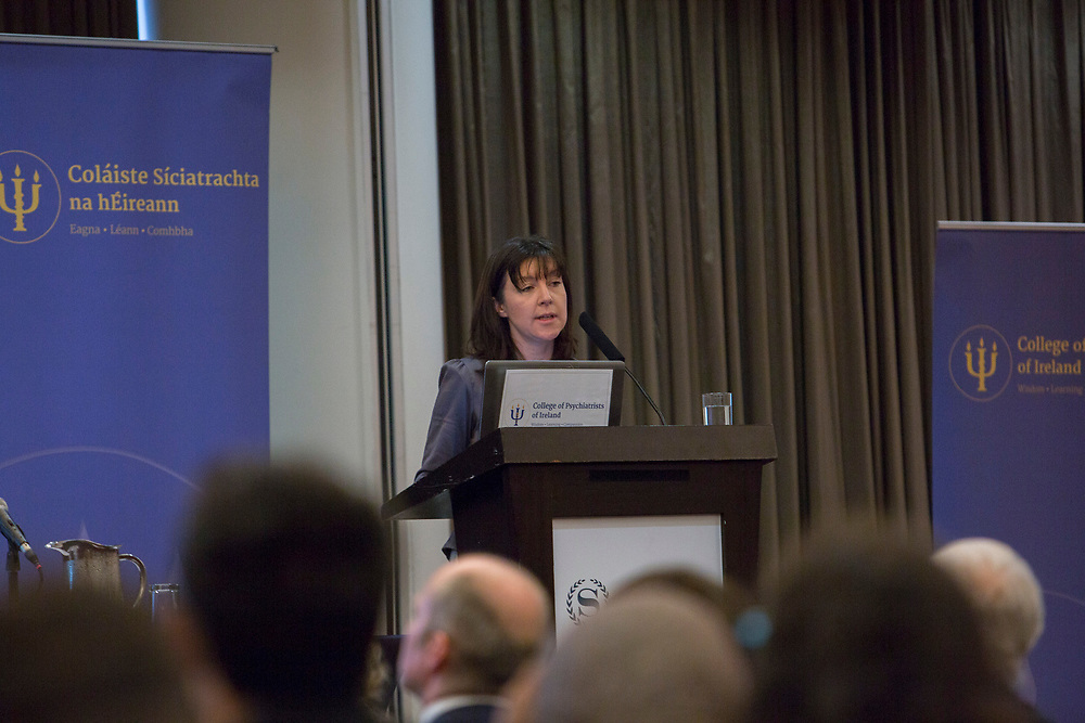 College of Psychiatrists Sping Conference 2018 <br /> April 12th &amp; 13th <br /> Sheraton Hotel Athlone<br /> Dr Aoife Twohig