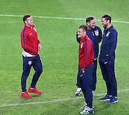 England Stadium Visit 101016