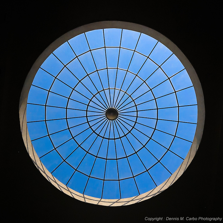 Courtyard Skylight Dome - Embassy Suites - El Paso, TX