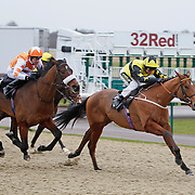 King Of The Danes and Joe Fanning winning the 2.00 race