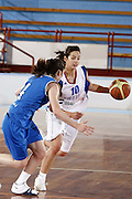DESCRIZIONE : Porto San Giorgio Torneo Internazionale Basket Femminile Italia Serbia<br /> GIOCATORE : Maja Mijkovic<br /> SQUADRA : Serbia<br /> EVENTO : Porto San Giorgio Torneo Internazionale Basket Femminile<br /> GARA : Italia Serbia<br /> DATA : 29/05/2009 <br /> CATEGORIA : palleggio<br /> SPORT : Pallacanestro <br /> AUTORE : Agenzia Ciamillo-Castoria/E.Castoria