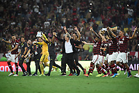 2019-10-23 Rio de Janeiro, Brazil, football match between the Flamengo and Grêmio teams, validated by the Libertadores Cup of the Americas. Flamengo wins the match and qualifies for the finals. Photo by André Durão / Swe Press Photo