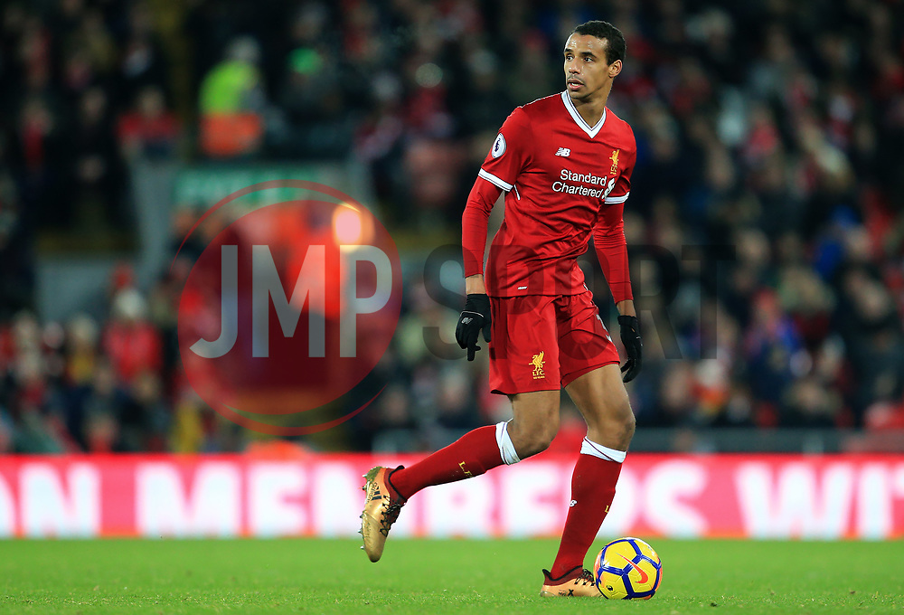Joel Matip of Liverpool - Mandatory by-line: Matt McNulty/JMP - 26/12/2017 - FOOTBALL - Anfield - Liverpool, England - Liverpool v Swansea City - Premier League