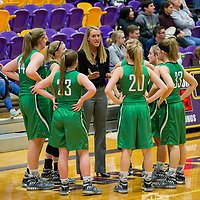 12-30-16 Valley Springs Girls vs Pocahontas (Holiday Hoop Tourney  Girls Championship Game)