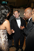 l to r: Vivica A. Fox, Andrew Glaser and Noel Hankin at The 2009 NV Awards: A Salute to Urban Professionals sponsored by Hennessey held at The New York Stock Exchange on February 27, 2009 in New York City. ....