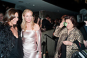 DONNA KARAN; JOELY RICHARDSON; SUSY MENKES, Natalia Vodianova and Lucy Yeomans co-host The Love Ball London. The Roundhouse. Chalk Farm. 23 February 2010.  To raise funds for The Naked Heart Foundation, a children's charity set up by Vodianova in 2005.<br /> DONNA KARAN; JOELY RICHARDSON; SUSY MENKES, Natalia Vodianova and Lucy Yeomans co-host The Love Ball London. The Roundhouse. Chalk Farm. 23 February 2010.  To raise funds for The Naked Heart Foundation, a childrenÕs charity set up by Vodianova in 2005.