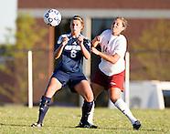 OC Women's Soccer vs SWOSU SS - 9/6/2011