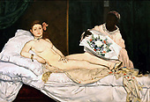 Edouard Manet, 1832-1883 AD