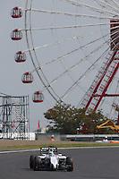 Felipe Massa (BRA) Williams FW36.<br /> Japanese Grand Prix, Friday 3rd October 2014. Suzuka, Japan.