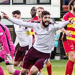 Partick Thistle v Hearts | Scottish Premiership | 31 October 2015
