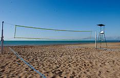 20031011 TUR: Training Beach Team Nederland, Antalya