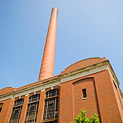 Old power station at the Ohio State University