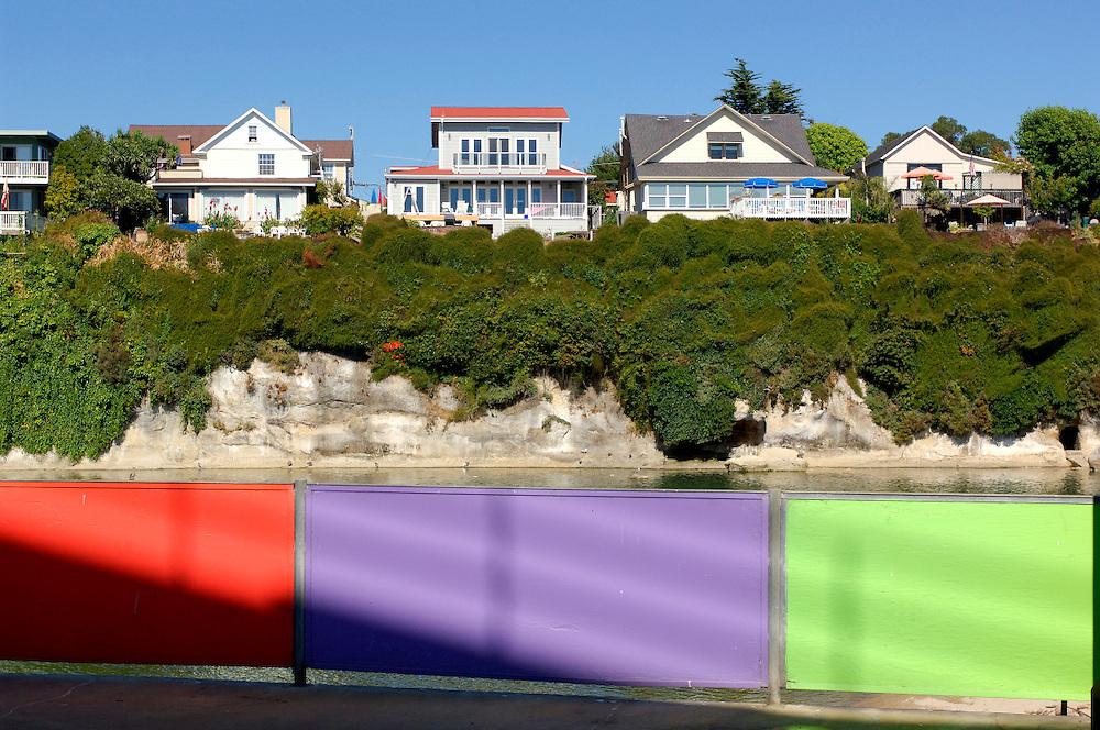 Houses, Santa Cruz, California, United States of America