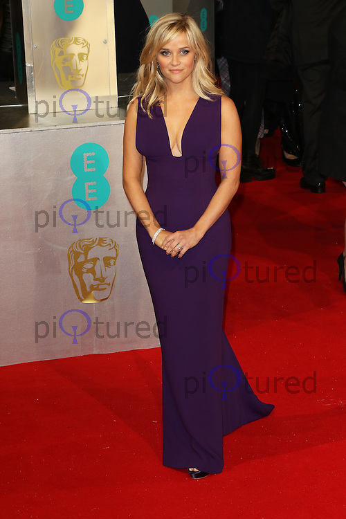 Reese Witherspoon, EE British Academy Film Awards (BAFTAs), Royal Opera House Covent Garden, London UK, 08 February 2015, Photo by Richard Goldschmidt