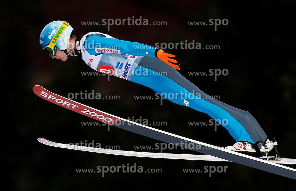 29.12.2013, Schattenbergschanze, Oberstdorf, GER, FIS Ski Sprung Weltcup, 62. Vierschanzentournee, Training, im Bild Jan Ziobro // Jan Ziobro during practice Jump of 62 th Four Hills Tournament of FIS Ski Jumping World Cup at the Schattenbergschanze in Oberstdorf, Germany on 2013/12/29. EXPA Pictures &copy; 2013, PhotoCredit: EXPA/ Newspix/ Dawid Markysz<br /> <br /> *****ATTENTION - for AUT, SLO, CRO, SRB, BIH, MAZ, TUR, SUI, SWE only*****