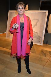 BOO MELLOWS at a party to celebrate the publication of Capability Brown & Belvoir - Discovering a lost Landscape by The Duchess of Rutland, held at Christie's, 8 King Street, St.James, London on 7th October 2015.