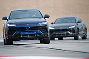 Lamborghini Urus Dynamic Launch in Palm Springs, California.