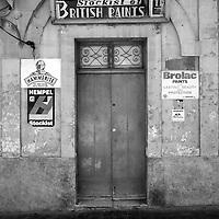 Joseph Clappara Clappard,<br /> Ironmongery Store,<br /> Mdina,<br /> Malta, Europe.<br /> Summer 2016.