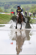 Daniel Megson on Popular Choice  during the International Horse Trials at Chatsworth, Bakewell, United Kingdom on 12 May 2018. Picture by George Franks.