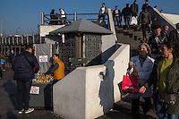 near Galata Bridge