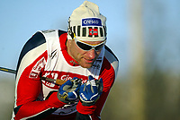 Langrenn, 22. november 2003, Verdenscup Beitostølen, Odd-Bjørn Hjelmeset, Norge