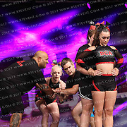 2042_DCA Diamonds Senior Coed Level 4 Stunt Group