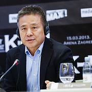 KRO/Zagreb/20130313- K1 WGP Final Zagreb, Mike Kim