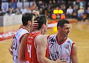 DESCRIZIONE : Biella Lega A 2011-12 Angelico Biella Cimberio Varese<br /> GIOCATORE : Matteo Soragna Kristjan Kangur<br /> SQUADRA : Angelico Biella <br /> EVENTO : Campionato Lega A 2011-2012 <br /> GARA : Angelico Biella Cimberio Varese <br /> DATA : 09/04/2012<br /> CATEGORIA : Curiosita Ritratto<br /> SPORT : Pallacanestro <br /> AUTORE : Agenzia Ciamillo-Castoria/ L.Goria<br /> Galleria : Lega Basket A 2011-2012 <br /> Fotonotizia : Biella Lega A 2011-12  Angelico Biella Cimberio Varese <br /> Predefinita