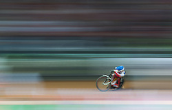 May 12, 2018 - Warsaw, Poland - Maciej Janowski (POL) during 1st round of Speedway World Championships Grand Prix Poland in Warsaw, Poland, on 12 May 2018. (Credit Image: © Foto Olimpik/NurPhoto via ZUMA Press)