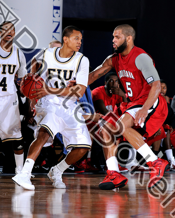FIU Men's Basketball vs Louisiana-Lafayette (Feb 10 2011 ...
