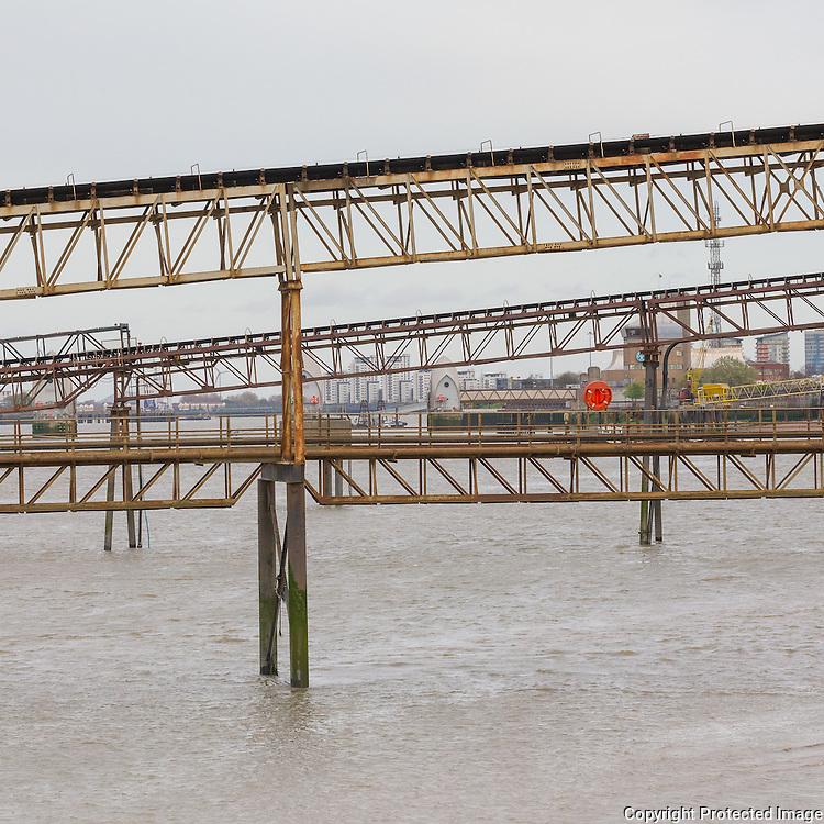 London Concrete Conveyors. Greenwich