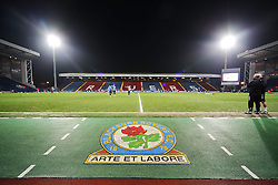 A general view of Ewood Park - Photo mandatory by-line: Matt McNulty/JMP - Mobile: 07966 386802 - 11/03/2015 - SPORT - Football - Blackburn - Ewood Park - Blackburn Rovers v Bolton Wanderers - Sky Bet Championship