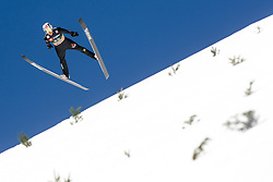 Robert Johansson (NOR) during the Qualification round of the Ski Flying Hill Individual Competition at Day 1 of FIS Ski Jumping World Cup Final 2019, on March 21, 2019 in Planica, Slovenia. Photo by Matic Ritonja / Sportida