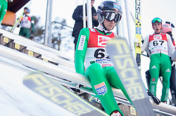 19.12.2014, Nordische Arena, Ramsau, AUT, FIS Nordische Kombination Weltcup, Skisprung, Training, im Bild Jan Schmid (NOR) // during Ski Jumping of FIS Nordic Combined World Cup, at the Nordic Arena in Ramsau, Austria on 2014/12/19. EXPA Pictures © 2014, EXPA/ JFK