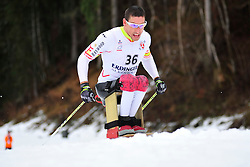 KLEBL Chris, CAN at the 2014 IPC Nordic Skiing World Cup Finals - Long Distance