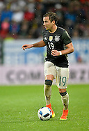 Mario Goetze of Germany during the International Friendly match at WWK Arena, Augsburg<br /> Picture by EXPA Pictures/Focus Images Ltd 07814482222<br /> 27/05/2016<br /> ***UK &amp; IRELAND ONLY***<br /> EXPA-EIB-160530-0169.jpg