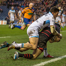 Edinburgh Rugby v Glasgow Warriors | RaboDirect | 26 December 2013
