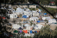 Moria refugee camp on Lesvos, 03.04.16