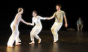 Guest Suites<br /> choreography by Jacky Lansley <br /> inspired by Bach Cello Suites at The Clore Studio, Royal Opera House, London, Great Britain <br /> Press photocall / rehearsal <br /> 17th February 2012 <br /> <br /> Fergus Early<br /> Esther Huss<br /> Hannah Mi<br /> Huri Murphy<br /> David Ogle<br /> Sanna E Ryg<br /> Tim Taylor<br /> <br /> Cello player: Audrey Riley <br /> <br /> Photograph by Elliott Franks