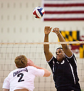 Stevenson Men's Volleyball