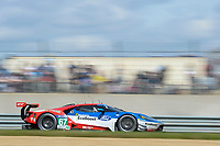 Marino Franchitti (GBR) / Andy Priaulx (GBR) / Harry Tincknell (GBR) #67 Ford Chip Ganassi Racing Team UK Ford GT,  during Le Mans 24 Hr June 2016 at Circuit de la Sarthe, Le Mans, Pays de la Loire, France. June 19 2016. World Copyright Peter Taylor/PSP. Copy of publication required for printed pictures.  Every used picture is fee-liable. http://archive.petertaylor-photographic.co.uk