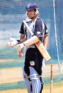 CLT20 - NSW Blues Nets at Chennai 26th Sept