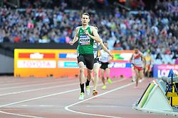 22/07/2017 : Michael McKillop (IRL), T37, Men's 1500m, Final, at the 2017 World Para Athletics Championships, Olympic Stadium, London, United Kingdom