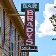 Bradys Bar In Traverse City, Michigan
