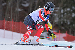 TURGEON Frederique LW2 CAN at 2018 World Para Alpine Skiing Cup, Kranjska Gora, Slovenia