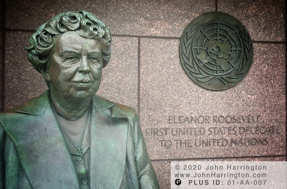 Eleanor Roosevelt, who passed away 55 years ago today, was an inspiration to all.