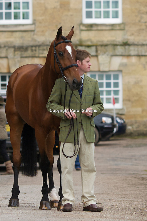 Bramham IHT 2012<br /> Final Inspection Equi-Trek CCI3* <br /> Angus Smales and It's a Jackpot